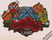 Food Rocks pin