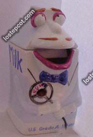 Mr. Milk ceramic