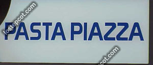 Pasta Piazza sign
