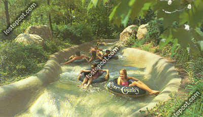 White Water Rapids