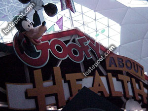 Goofy About Health